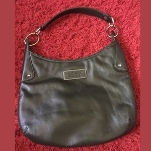 BEAUTIFUL Forrest Green Purse with Pockets - EUC!